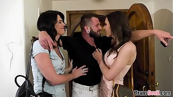 After Party Shemale Threesome With Korra Del Rio and Kendall Penny