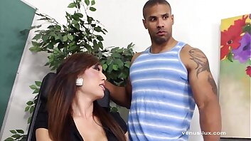 Venus Lux Gets Pounded By Her Student