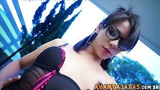 Morena linda transsexual Nicolly Ashitaty